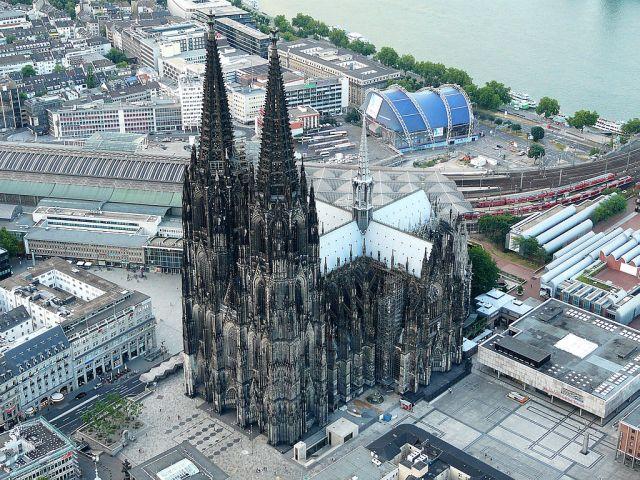 Catedral-de-Colonia-Kolner-Dom